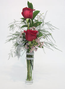 600 - Budding Love Vase
