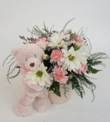 205 - Flowers for Baby