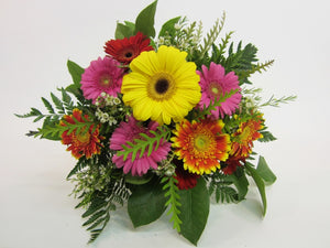 121 - Fresh Gerbera Bouquet