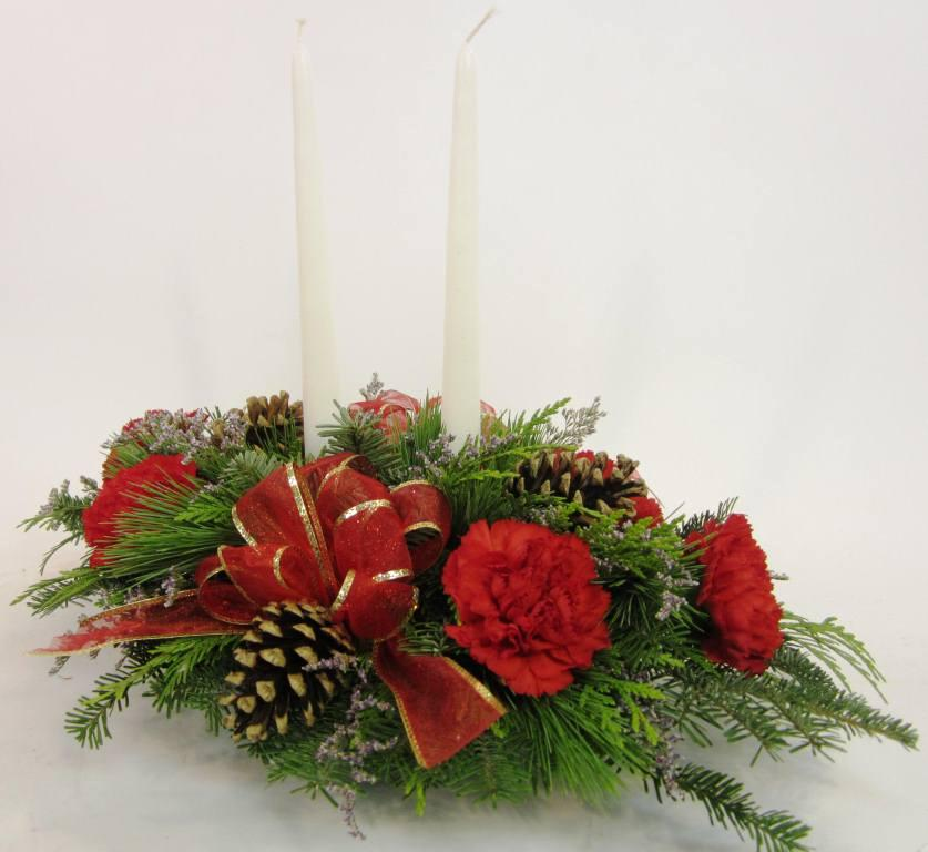505 - Holiday Traditions Centerpiece