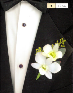 803 - Orchid Boutonniere