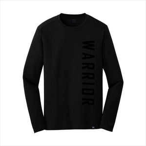 WARRIOR Blackout Long Sleeve Tee
