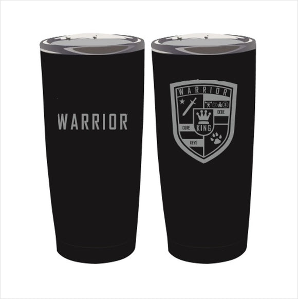 WARRIOR Stainless Steel Hot/Cold Tumbler
