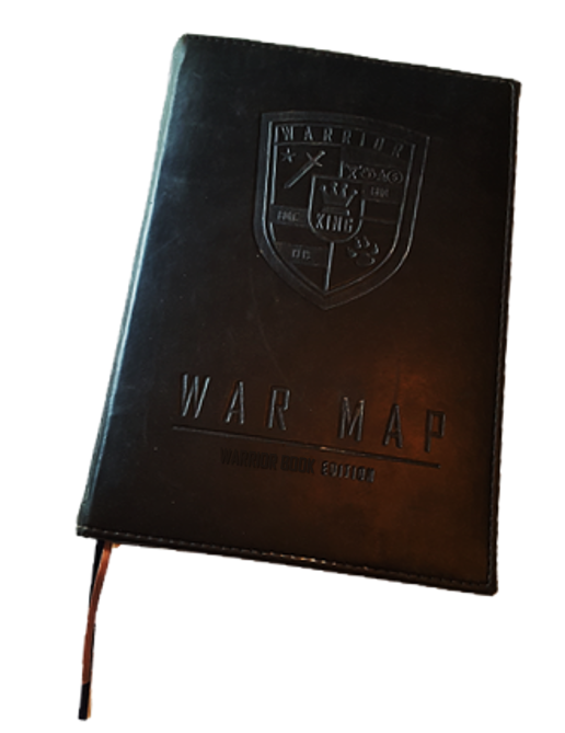 WARRIOR MAP Journal