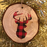 Wooden Ornament