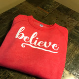 Believe Sweatshirt