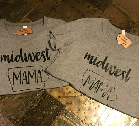 Midwest Mama T-Shirt