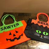 Halloween Bag-Personalized