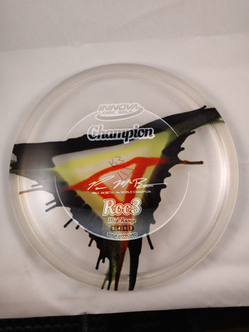 Fly Dye Champion Roc3