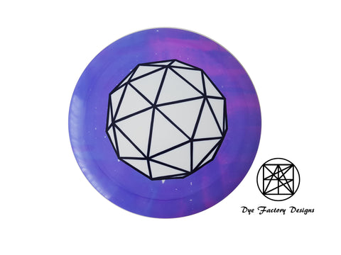 Dye Factory Designs Innova Star Wraith 'Galaxy Crystal'
