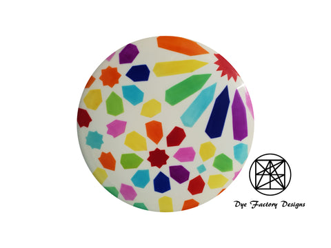 Dye Factory Designs Innova Star Teebird 'colour me in'
