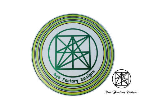 Dye Factory Designs Innova Star Destroyer 'spin dye logo#1'