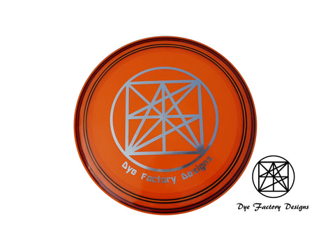 Dye Factory Designs Innova Star Destroyer 'spin dye logo#3'