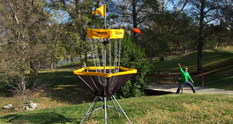 Party Disc Golf Hire