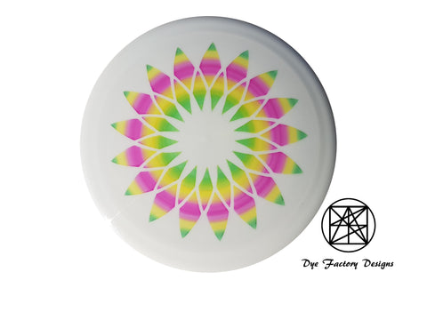 Dye Factory Designs Innova Star Thunderbird 'pinky points'