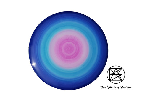Dye Factory Designs Innova Star Valkyrie 'blueberry Gobstopper'