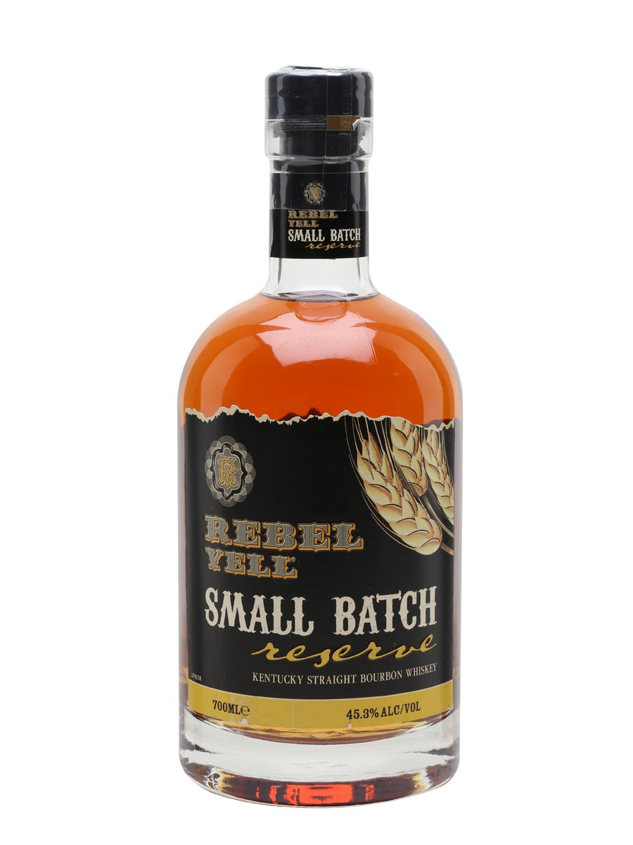 Rebel Yell Small Batch Reserve Bourbon 70cl 45.3% abv