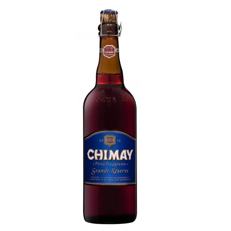 Chimay Grand Reserve 9% abv 75cl Blt