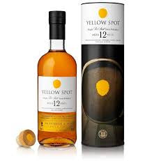 Yellow Spot 12 Year Old 46% abv 70cl