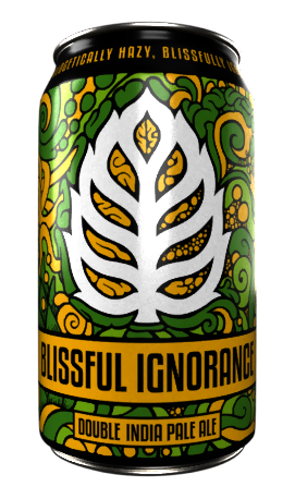 Lupulin Blissful Ignorance DIPA 9% abv 473ml Can