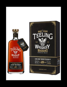 Teeling Renaissance Series 2 18 Year Old 46% abv 700ml
