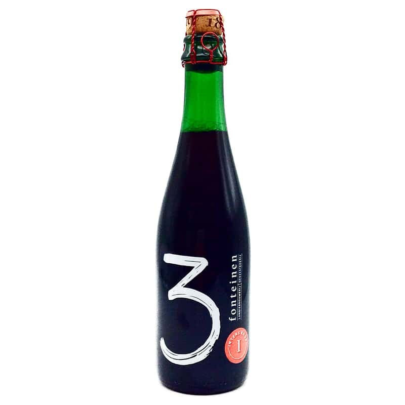 3 Fonteinen Intense Red Oude Kriek 6.6% abv 37.5cl