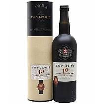 Taylor's 10 Year Old Tawny Port Gift Box