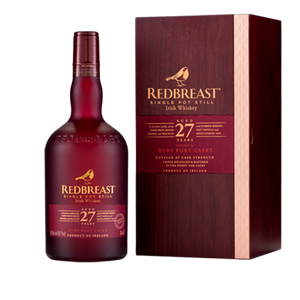 Redbreast 27 Year Old 54.6% abv 70cl