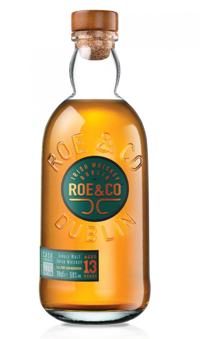 Roe & Co 13 Year Old 2020 Edition 58% abv 70cl