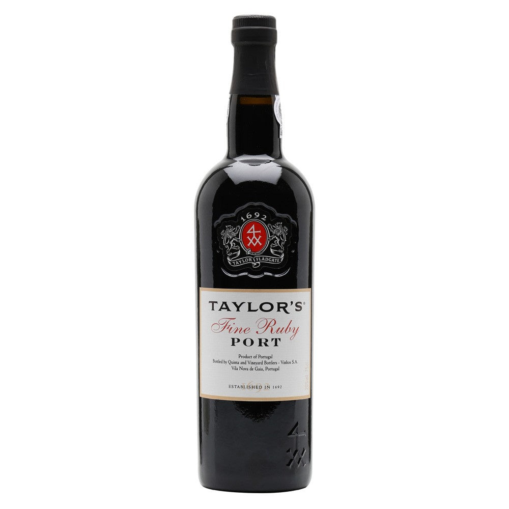 Taylor's Fine Ruby 20% abv 75cl