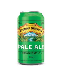 Sierra Nevada Pale Ale 5.6% abv 355ml