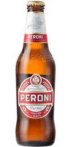 Peroni Red 4.7% abv 33cl blt