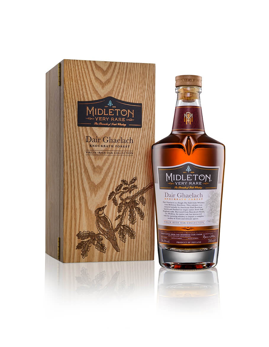Midleton Dair Ghaelach Knockrath Forest Tree 7 56.5% abv 70cl
