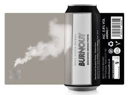 Bass Castle Burnout Smoked Porter 5.8% abv 440ml Can