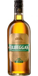 Kilbeggan Irish Whiskey 40% abv 70cl