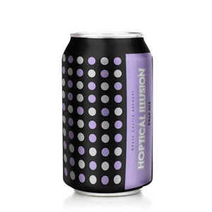Brass Castle Hoptical Illusion  Gluten Free Pale Ale 4.3% abv 33cl Can