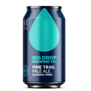 The Big Drop Pale Ale  0.5% abv 33cl Can