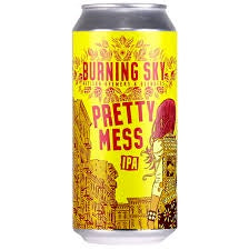 Burning Sky Pretty Mess IPA 7% abv 440ml Can