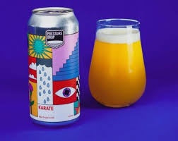 Pressure Drop Karate NE IPA 7.4% abv 440ml Can
