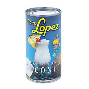 Coco Lopez Cream of Coconut 425g Can