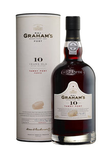 Graham's 10 year old Tawny Port 75cl 20% abv