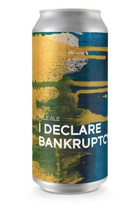 Boundary I Declare Bankruptcy Pale Ale 4.5% abv 440ml Can