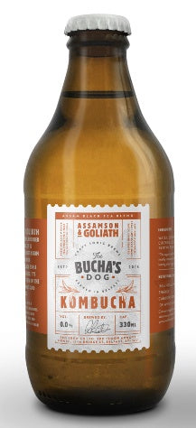 The Bucha's Dog Assamson & Golliath 33cl Blt