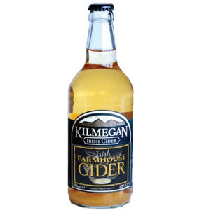Kilmegan Farmhouse Cider 5.9% abv 500ml Blt