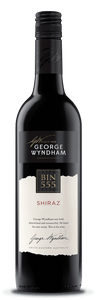 George Wyndham Bin 555 Shiraz 14% abv 75cl