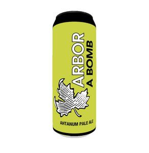 Arbor Ales A bomb 4.7% abv 568ml Can