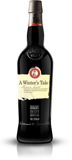 Williams & Humbert A Winters Tail Medium Sherry 75cl 19.5% abv