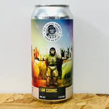 New Bristol I Am Cosmic  Pale Ale 5.2% abv 440ml Can