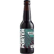 The Big Drop Hazelnut Porter 0.5% abv  33cl Blt