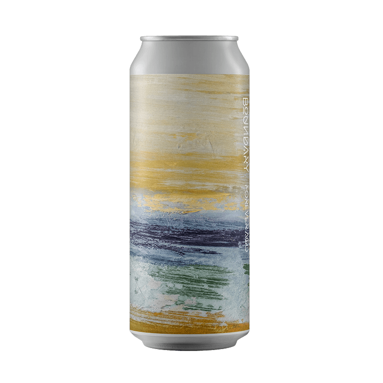 Boundary Forever Ago New England IPA 440ml Can